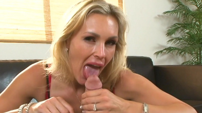 Tanya Tate has plenty of time to get in some hot wife sex