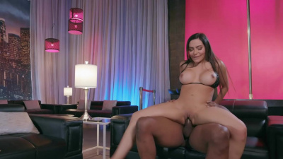 Sexy stripper Lela Star gives the best birthday present ever