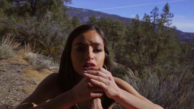 Fantastic Emily Willis loves outdoor sex