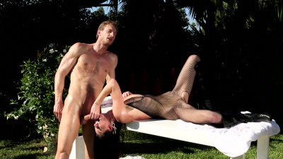 India Summer goes dirty with pervy neighbor
