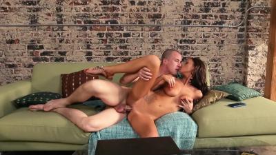 Bikini babe Whitney Westgate craves sensual sex