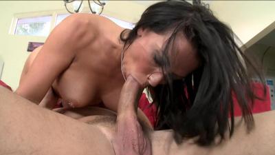 Rachel Starr banged by a horny gentleman