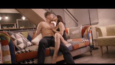Cutie Katy Rose has sex with a hot stallion