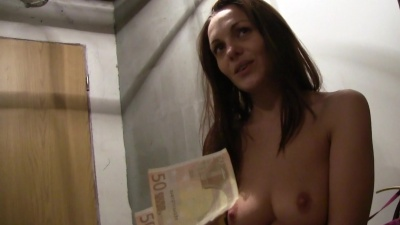 Russian Dominica Phoenix gags on dick and gets fucked in a hotel room